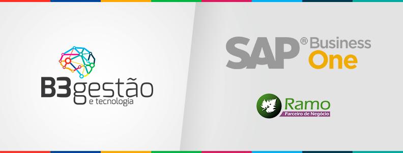B3 Gestão e Tecnologia começa a vender o B1 da SAP na região de Santa Catarina